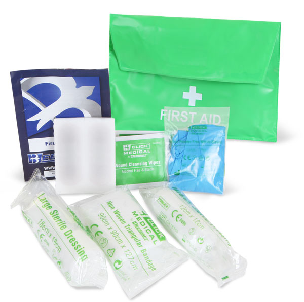 HSE ONE PERSON KIT IN PVC POUCH - CM0004