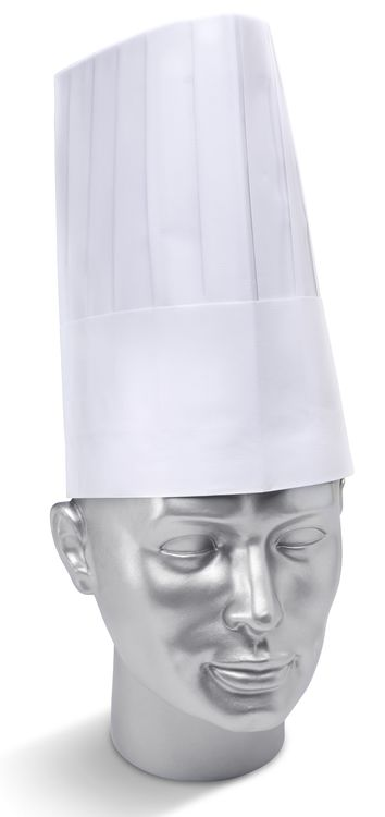 DISPOSABLE CHEFS HAT 9