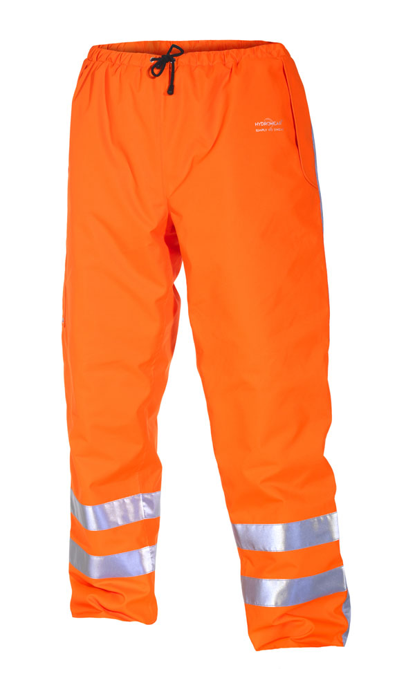 URBACH SNS HIGH VISIBILITY WATERPROOF QUILTED TROUSER  - HYD072200OR